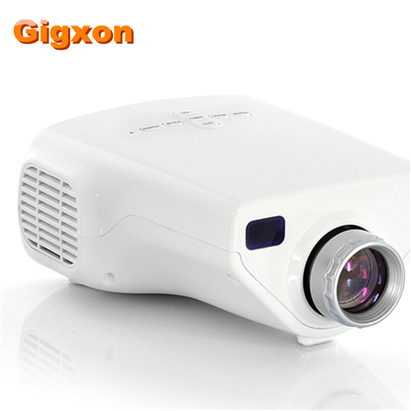 Mini Proyector Miniview Video Projector 1 67 Million Colors 200 1 Coaxial TV Input