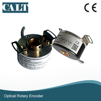 CALT GHH44 series 10mm hollow shaft line ariver rotary encoder CUI INC MEH30 series encoder alternatives