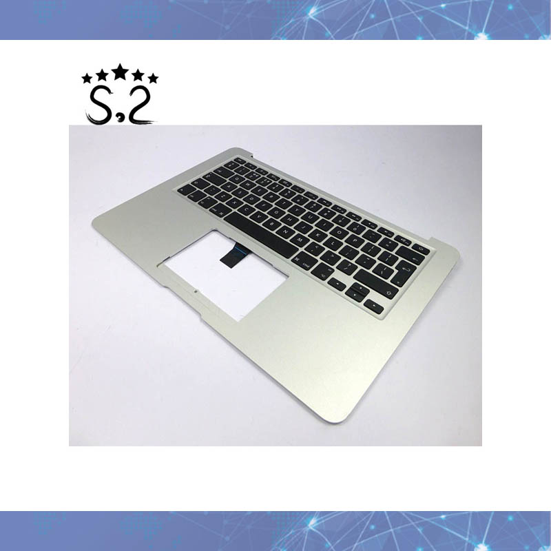A1466 UK Topcase For Macbook Air 13.3  Keyboard and Backlight Top Case 2013-2015 year A1466 UK Topcase For Macbook Air 13.3  Keyboard and Backlight Top Case 2013-2015 year