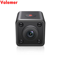 New 720P Mini Camera Wifi Infrared Night Vision HD Sport Digital Micro Cam Motion Detection Camcorder