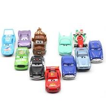 Disney Pixar Cars 3 Lighting McQueen Jackson Storm Diecast Metal Alloy Car Model Birthday Gift Educational Toys For Children Boy disney tomica car mickey frozen elsa anna minnie stitch winni diecast toys metal model car birthday gift for kids boy