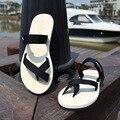 Estilo de Venda Quente de verão Fresco Chinelos Amante Simples Designer de Chinelos Chinelos de Praia Das Mulheres Dos Homens Sapatos Casuais Sandálias Zapatos