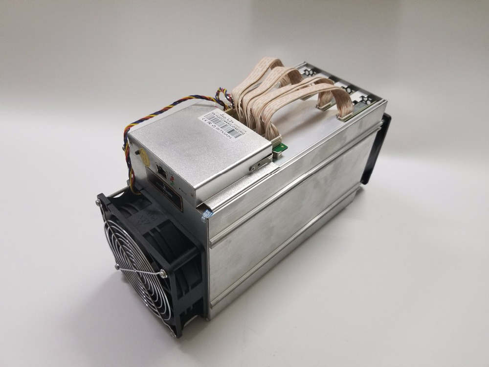 YUNHUI Used ANTMINER L3+ 504M Scrypt Miner LTC Mining Machine 504M 800W Better Than ANTMINER L3 hot sale used gridseed miner 2 5 3mh s 50w half of scrypt miner ltc mining machine gridseed blade ship by dhl or ems