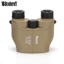 Free shipping high times 8X25/10X25 HD All-optical green film waterproof binoculars telescope for tourism binoculars hot selling selling tourism