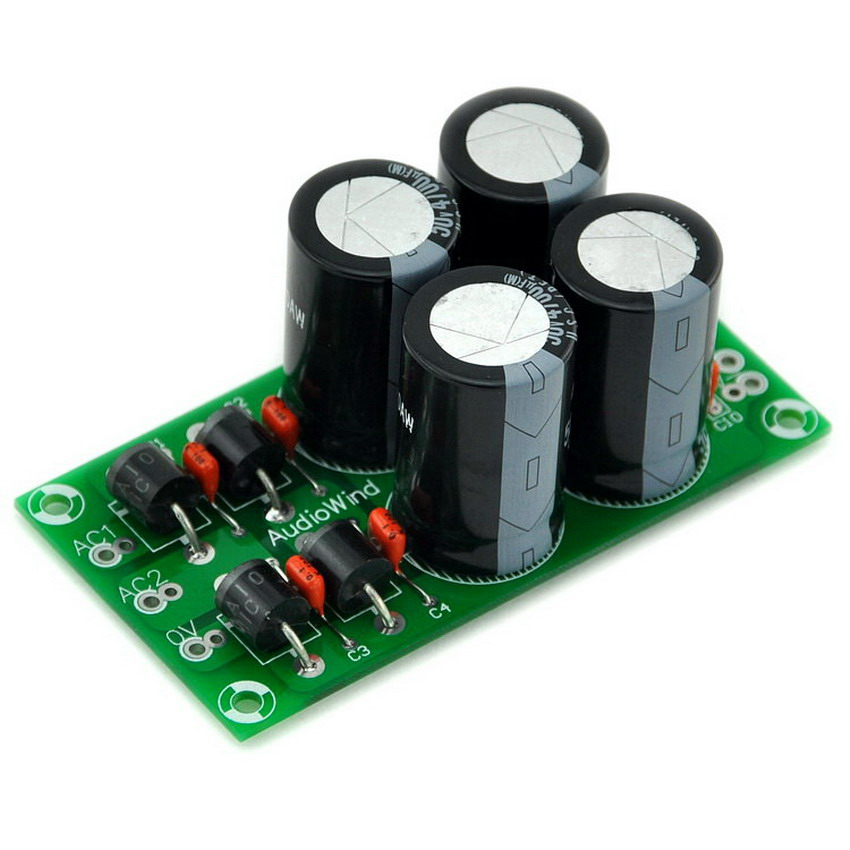 все цены на Power Supply Board for Amplifiers, Max Out +/- 40V/10Amp , MD-SP5-F. онлайн
