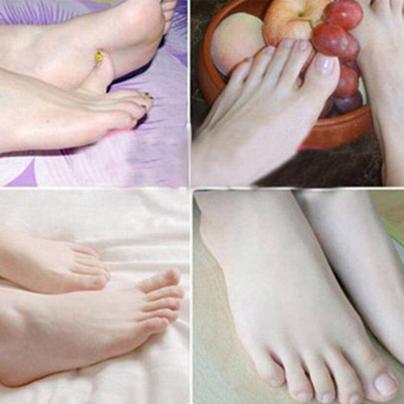 2 Pcs Baby Foot Peeling Renewal Exfoliate Mask Remove Dead Skin Prevent Heel LS7