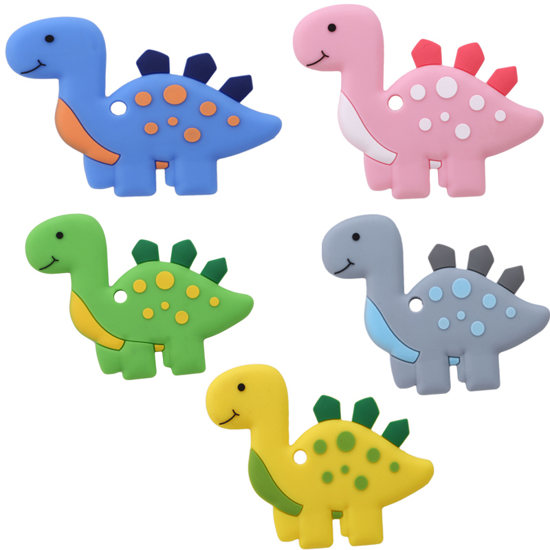 Aliexpress.com: Comprar Bebé mordedor dinosaurio bebé mordedor ...