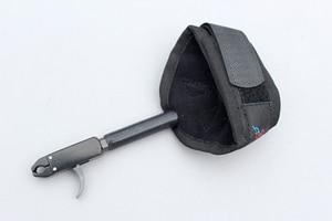 Image 3 - מתחם קשת שחרור של עמיד מתכת עבור חוזק חיסכון יד מגן חץ וקשת אבזר
