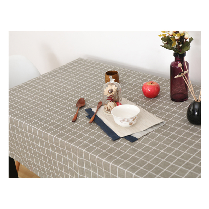 Pastoral Tablecloths мақта мата зығырдан - Үй тоқыма - фото 2