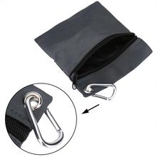 Golf Training Accessory Outdoor Sports Nylon Nets Bag Pouch Golf Balls Table Tennis Carrying Holder Golfer Training Accessories