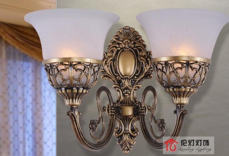 Ems gratis verzending verlichting lampen wandlamp fashion antieke