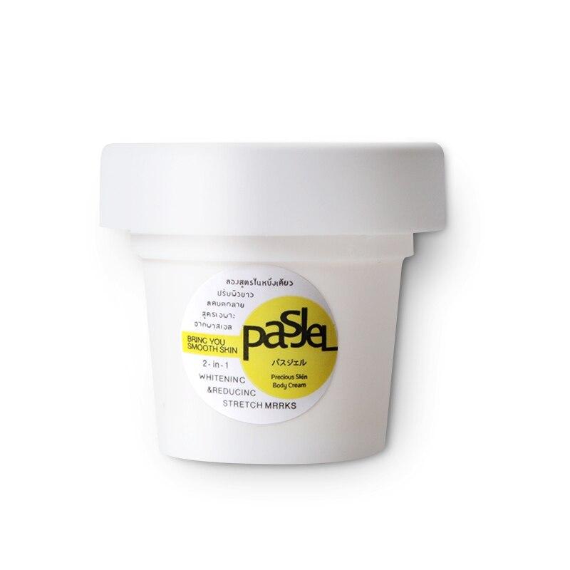 Pasjel Stretch Marks Remover Thailand Maternity Precious Skin Body Cream Effectively Pregnancy Scars Removal Creme 50g