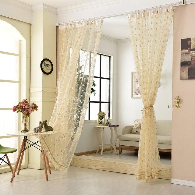 Curtain Fabrics Window Tulle 4