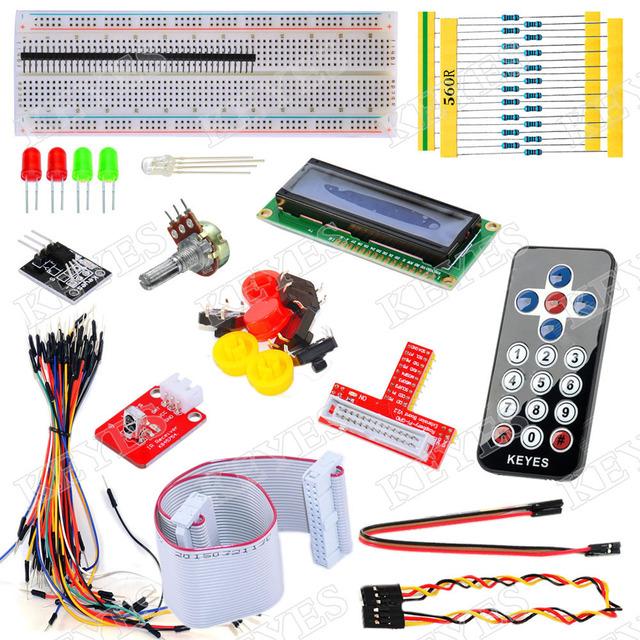 El envío gratuito! starter kit para Arduino Raspberry PI