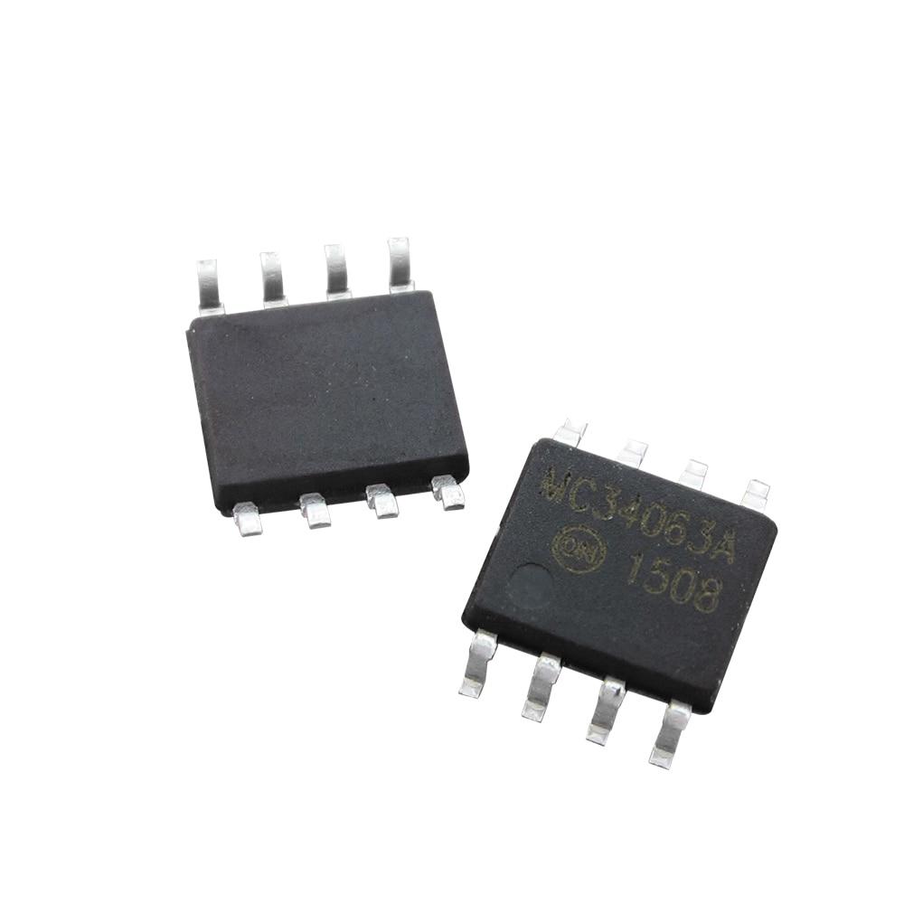Step Up//Down MC34063API IC DIP-8 Chip Inverting Regulator Buck//Boost Switching