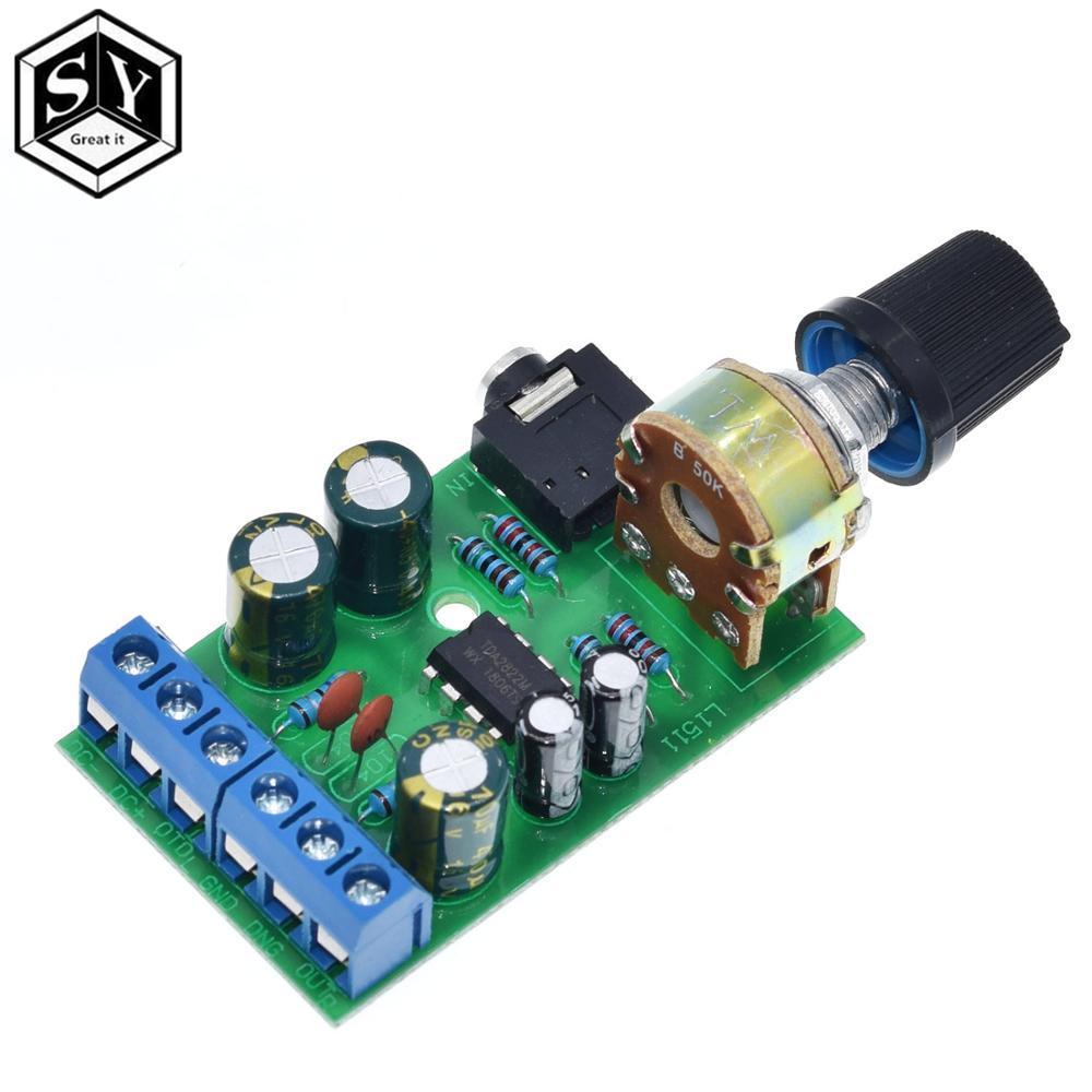 2 Watt Class Ab Audio Amplifier By Bd139 And Bd140