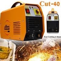 Plasma Cutter IGBT Air Cutting Welding Machine AC 220V 240V LGK CUT 40 220V Weld Tool Cutting Waterproof Corrosion resisting