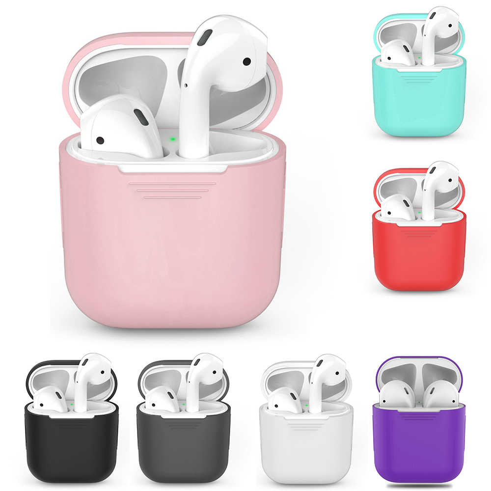 I11 Tws Air Pods Ear Pods Cover I12 Tws Silicon Case I7s I8 Funda I10 Tws Case for Apple Airpods I9s-tws Earpods Silicon Coque