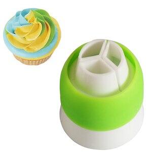 Image 5 - Byjunyeor boquillas de acero inoxidable para glaseado de repostería, 57 Uds., boquillas rusas, consejos de decoración de pasteles, herramientas para hornear pasteles, CS001