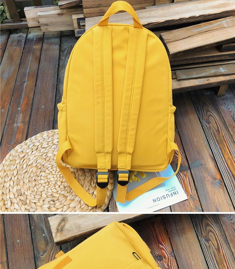 HTB1ISbbKrPpK1RjSZFFq6y5PpXat DCIMOR New Waterproof Nylon Backpack for Women Multi Pocket Travel Backpacks Female School Bag for Teenage Girls Book Mochilas