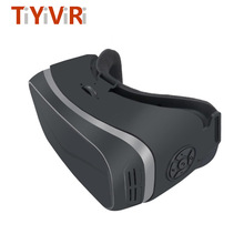 2K VR Glasses Box 3D Glasses Headset 110 Degrees IPS 5.5 inch TFT 2560*1440 Support 2.0 Type C HDMI OUT VR All In One v12 vr all in one headset virtual 3d glasses geo gyroscope 5 5 inch h8 cpu
