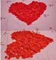 Flor artificial de Seda Pétalas de rosas Flores Do Casamento Decoração decorações da festa de 5.5*5 cm para uma única peça