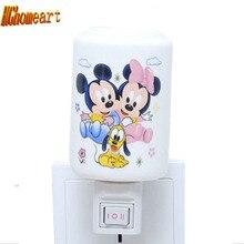 Baby Room Ceramics Aroma Novelty Night Light 110V 220V Nightlight Lighting Bedrooms Energy Saving Lamp Mushroom