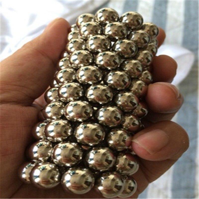 30PCS D10mm powerful neodymium ndfeb rare earth permanent magnet beads DIY bracelet magic cube