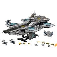 Marvel Super Heroes The Shield Helicarrier aircraft carrier Avengers Infinity War Blocks bricks building
