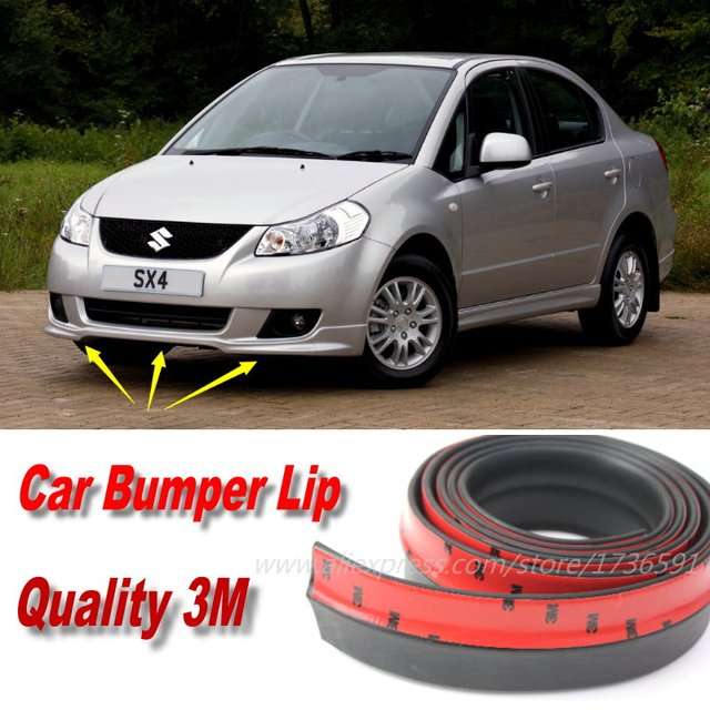 Neo Baleno: Car Bumper Lips For Suzuki SX4 SX 4 SX 4 Neo Baleno Front