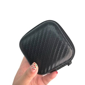 Image 5 - Anordsem Mini Storage Bag Carrying Case Box For Go Pro Hero 8 6/5 Sport Camera Shockproof Design Supports For Gopro Hero7 Yi4k