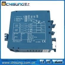 wide voltage12V to 24V DC Hot-selling professional vehicle W1H loop detectors