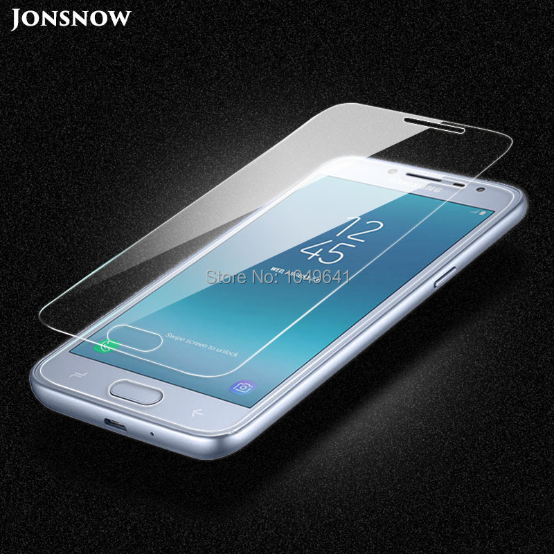 JONSNOW For <font><b>Samsung</b></font> <font><b>J2</b></font> Pro <font><b>2018</b></font> Tempered Glass 2.5D 9H Explosion-proof LCD Screen Protector For <font><b>Samsung</b></font> <font><b>Galaxy</b></font> <font><b>J2</b></font> <font><b>2018</b></font> <font><b>J250F</b></font> image