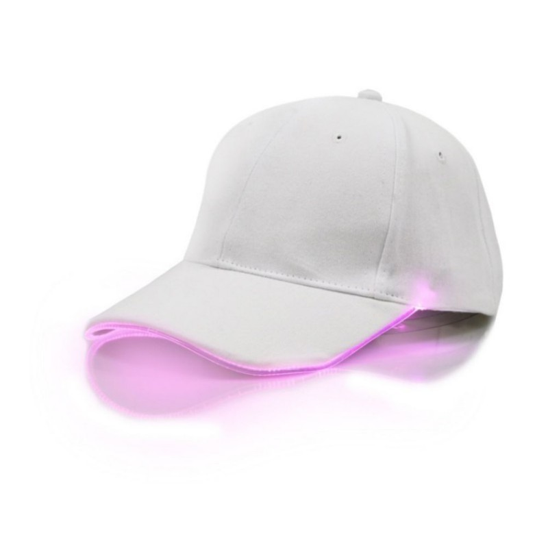 Glowing Adjustable Party Baseball Caps 21