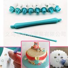 Инструменты для торта, инструмент для точечной резки, форма для украшения кексов, инструмент для помадки, форма для DIY