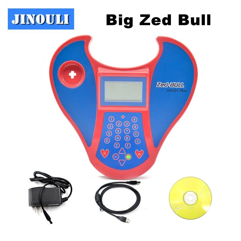 2018 Newest Big Zed Bull Full Key Programmer Zedbull Zed