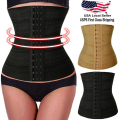 FLORATA Hot Sale Good Quality Women Body Shaper Waist Trainer Cincher Underbust Corset Shapewear