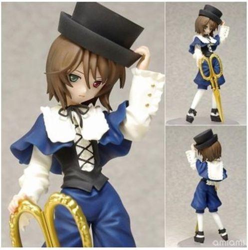 Аниме фигурка Rozen Maiden Souseiseki Lapislazuli strong, японская аниме-игрушка, ПВХ фигурка, полимерная коллекция, модель игрушки, подарки 1