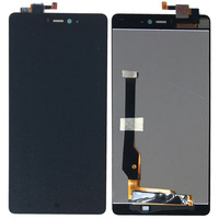 Black Touch Screen Digitizer Glass LCD Display Assembly For Xiaomi Mi 4C Mi4c