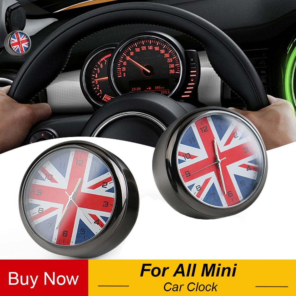 Grille Metal Badge Holder UK Flag For MINI Cooper R55 R56 R57 R58 R60 F55 F56