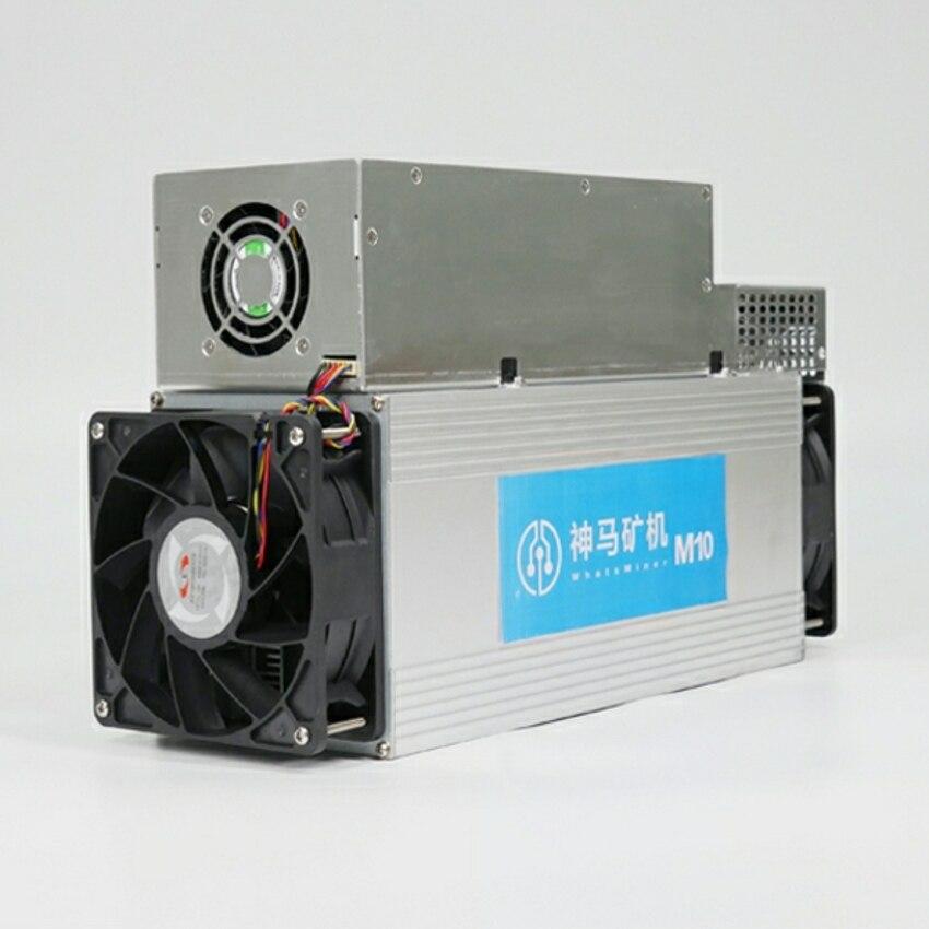 Newest Asic Bitcoin Miner WhatsMiner M10 33TH/S SHA256 BTC
