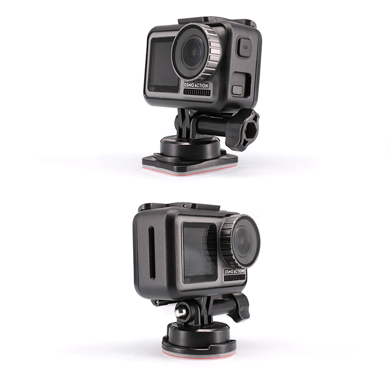 Bonding Quick release base Adapter Mount Bracket For DJI OSMO ACTION For Original Gopro Sports Camera Accessories (9)