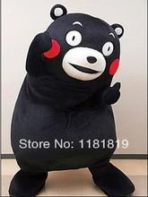 MASCOT Kumamon bear mascot costume custom fancy costume anime cosplay kits mascotte theme fancy dress carnival costume