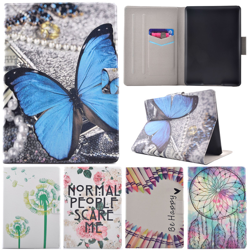New Kindle 2016 Cute Cartoon Tree Butterfly Stand Flip Leather Fundas Case For Amazon Kindle 8 Generation 2016 6.0 Tablet CoverNew Kindle 2016 Cute Cartoon Tree Butterfly Stand Flip Leather Fundas Case For Amazon Kindle 8 Generation 2016 6.0 Tablet Cover