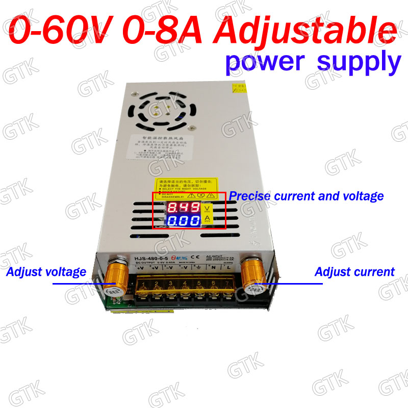 Brand 50a Fast Quick Charger 3.65v 4.2v 2.8v 12v 60v For Lto Lithium Titanate Lifepo4 Rv Ev Adjustable 0-120v 50a 20a Power Accessories & Parts Chargers