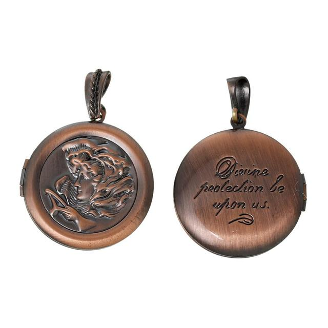 8seasons frame pendants picturephoto locket round antique copper 8seasons frame pendants picturephoto locket round antique copper person head carved can open mozeypictures Gallery