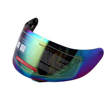 Motorcycle Full Face Glasses Helmet Lens For AGV K3 SV K5 Cover Multi-color Universal Accessories