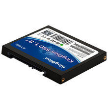 KingDian 1.8 inch SATA II Small Capacity S100+ SSD Internal Solid State Drive Speed Upgrade Kit for Desktop PC Tablet S100+ 8GB