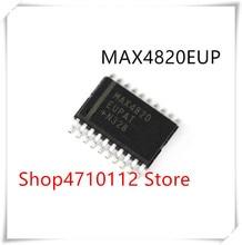 NEW 10PCS/LOT MAX4820EUP T MAX4820 HTSSOP-20 IC