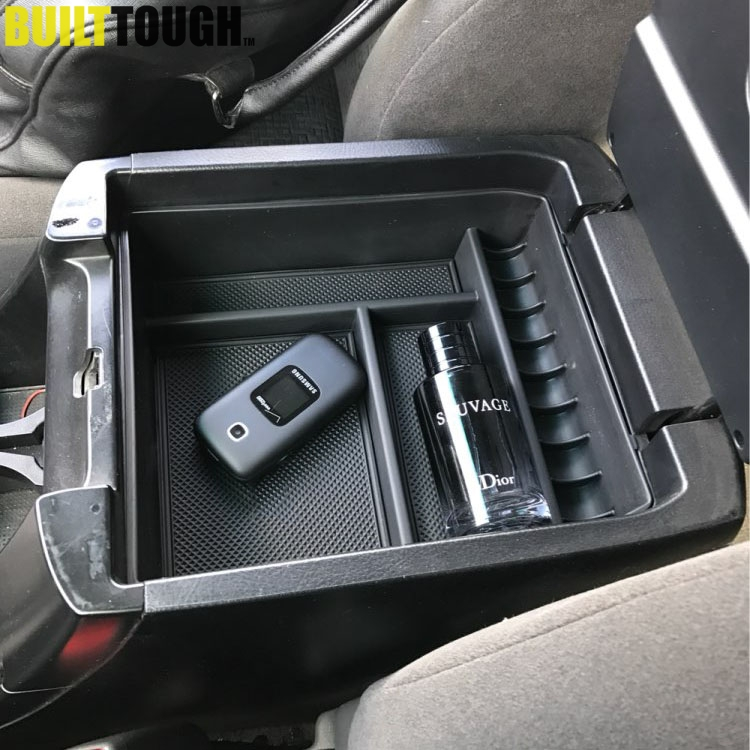 Armrest Storage Box For Toyota Land Cruiser Prado J120 Without Fridge Center Console Container Bin Tray Case 2004 - 2009 Toyota Land Cruiser